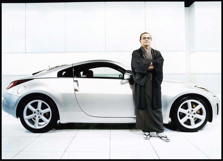 Carlos Ghosn «le Japonais», ici photographié en 2005.
