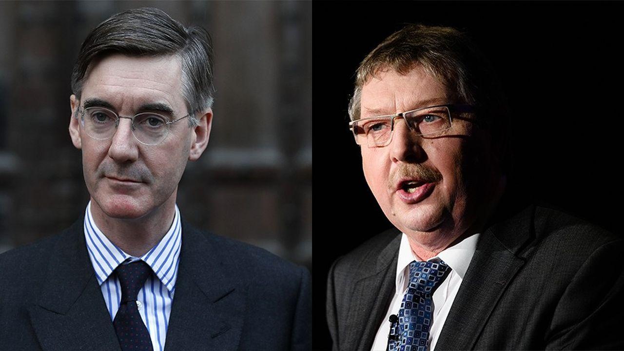 Jacob Rees-Mogg, le chef de file de députés «tory» Brexiters qui avait appelé à un vote de défiance contre Theresa May, a pour l'instant raté son pari. Mais Theresa May n'est pas pour autant tirée d'affaire: le député du DUPSammy Wilson a prévenu que son parti s'opposerait «évidemment» au projet d'accord conclu avec Bruxelles.