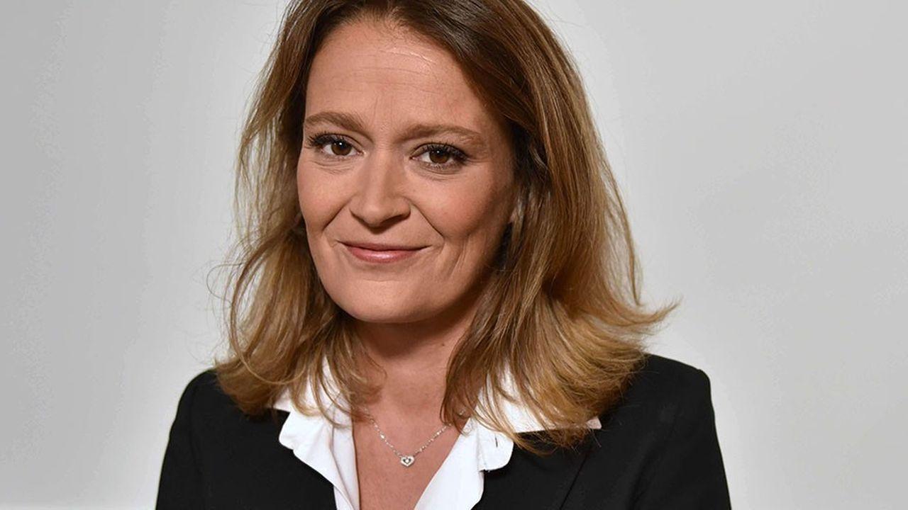 Olivia Grégoire est députée de Paris, porte-parole du groupe LREM à l'Assemblée nationale.