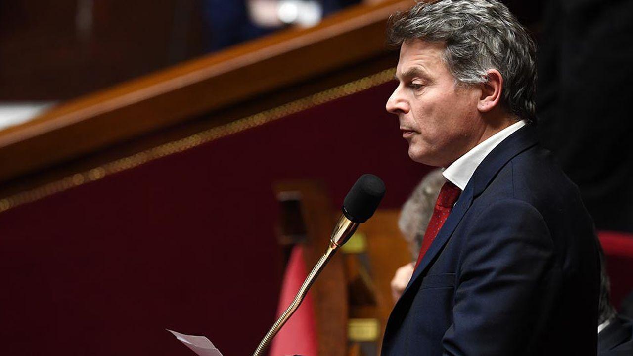 Fabien Roussel a été élu député du PC en juin2017