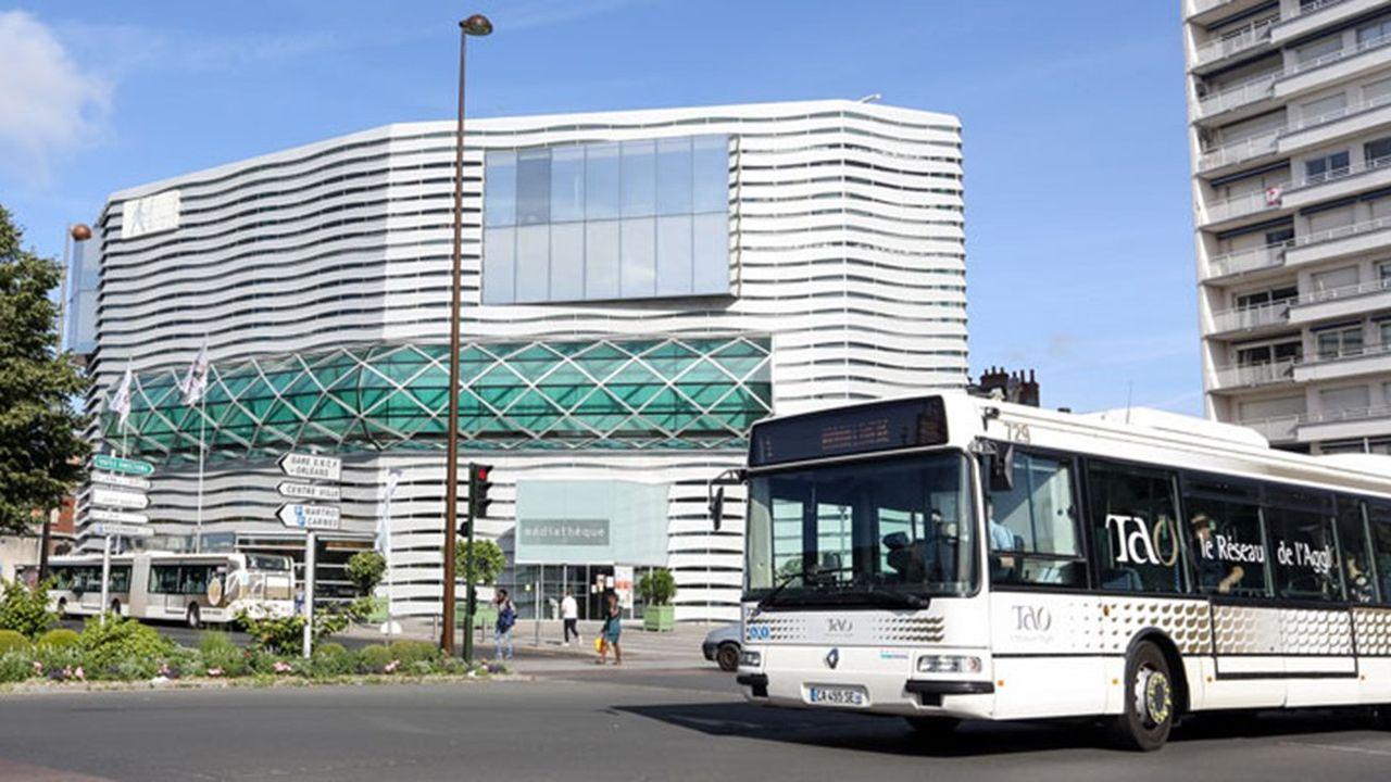 L'agglomération de 280.000 habitants a renouvelé le 15novembre dernier le contrat confiant à Keolis l'exploitation et la maintenance de son réseau de transports en commun.