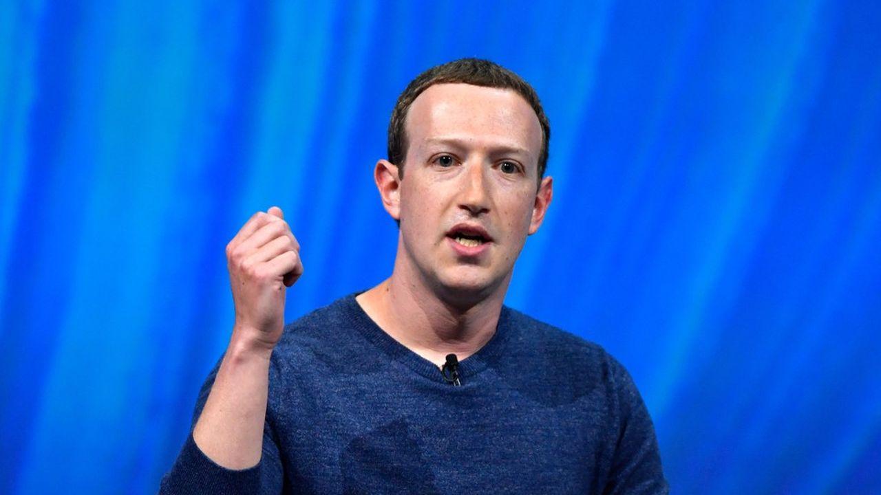 Mark Zuckerberg a lancé Facebook en 2004.