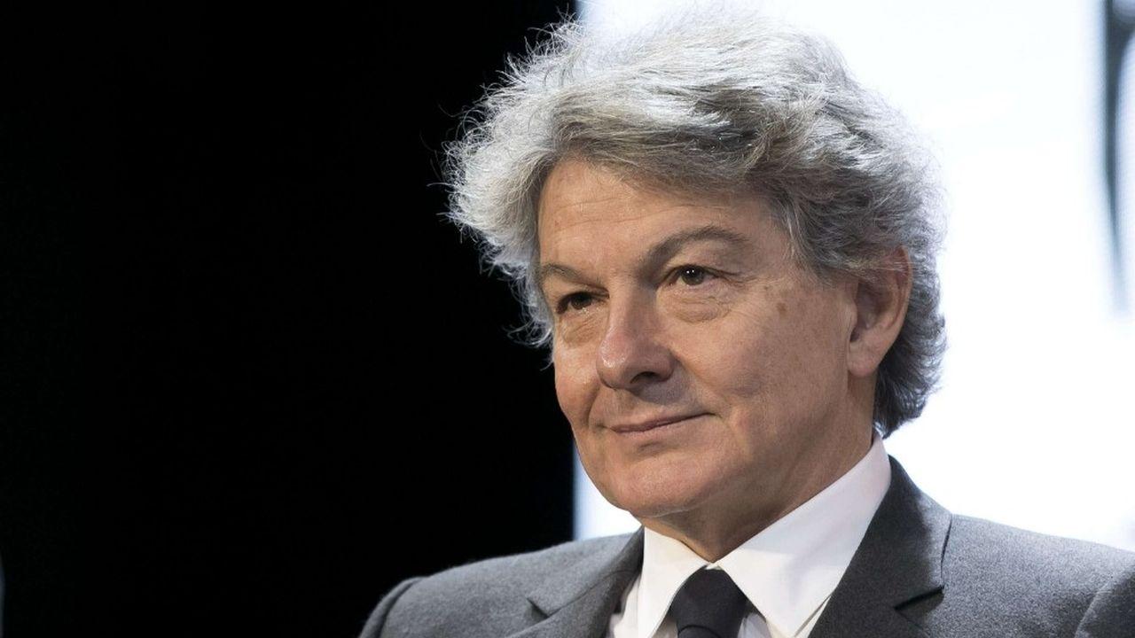 L'ex-ministre de l'Economie et actuel PDG d'Atos, Thierry Breton, estime que la gouvernance de Renault concernant l'affaire Ghosn a été «impeccable».