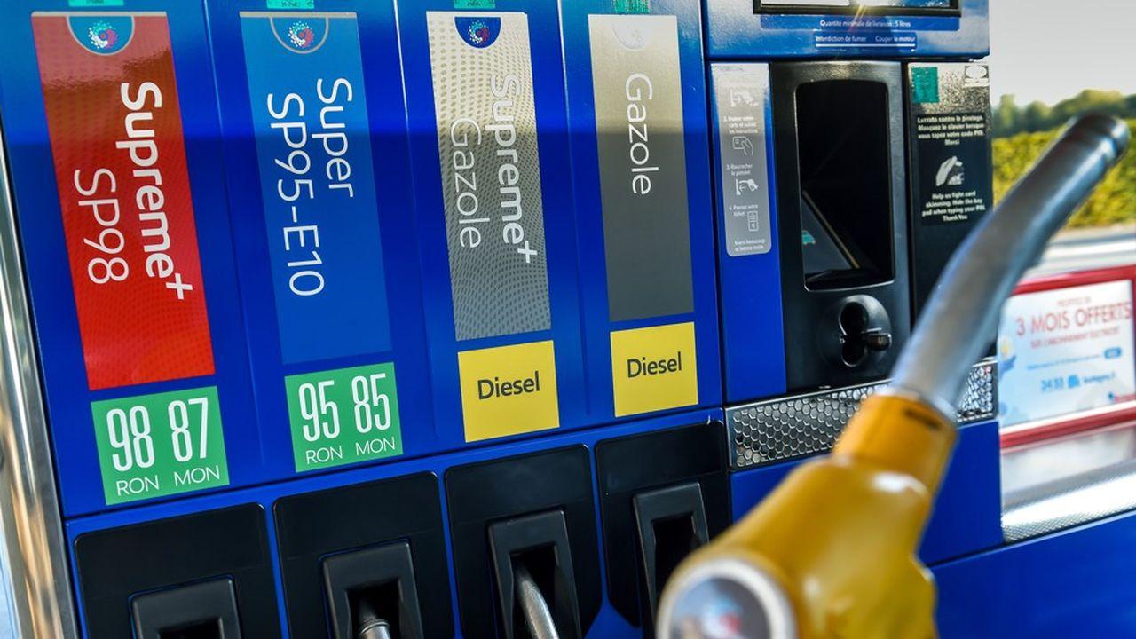 Depuis 1990, le prix du gazole a grimpé de près de 300% et celui de l'essence de 200%