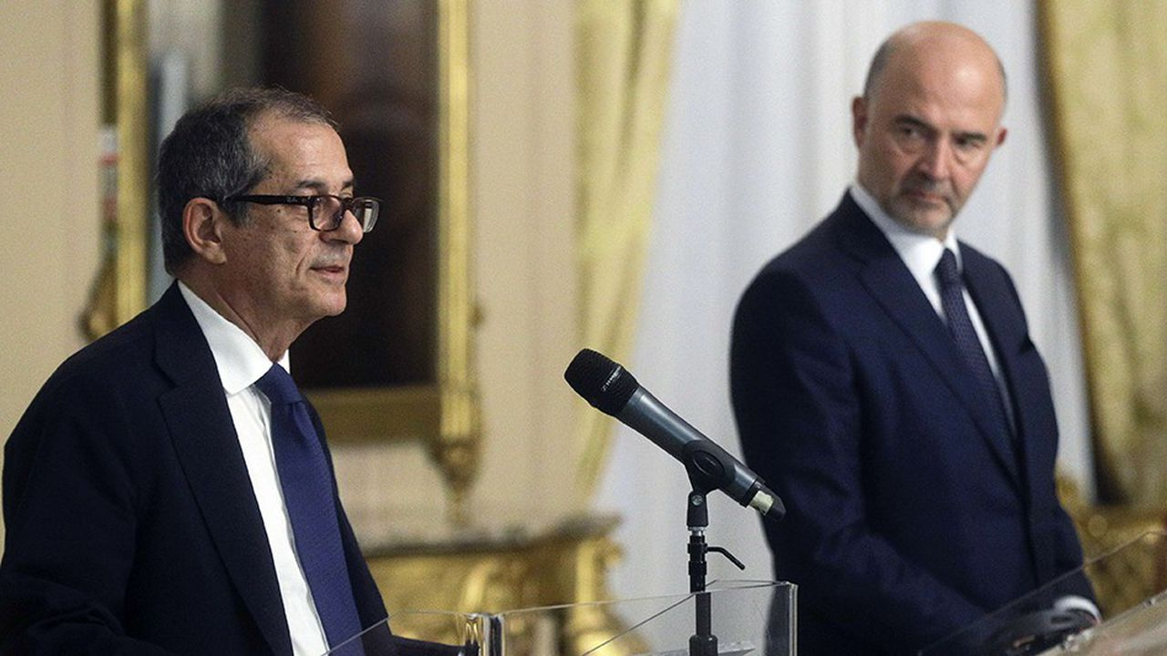 Le projet de budget présenté par l'Italie ne lui permettra pas de réduire sa dette qui s'élève à 130% du PIB, selon la Commission européenne