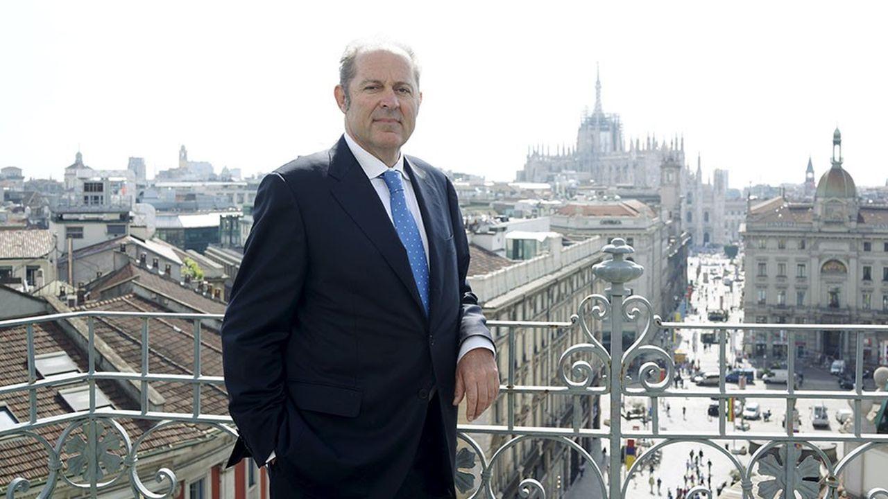 Philippe Donnet, directeur général de Generali.