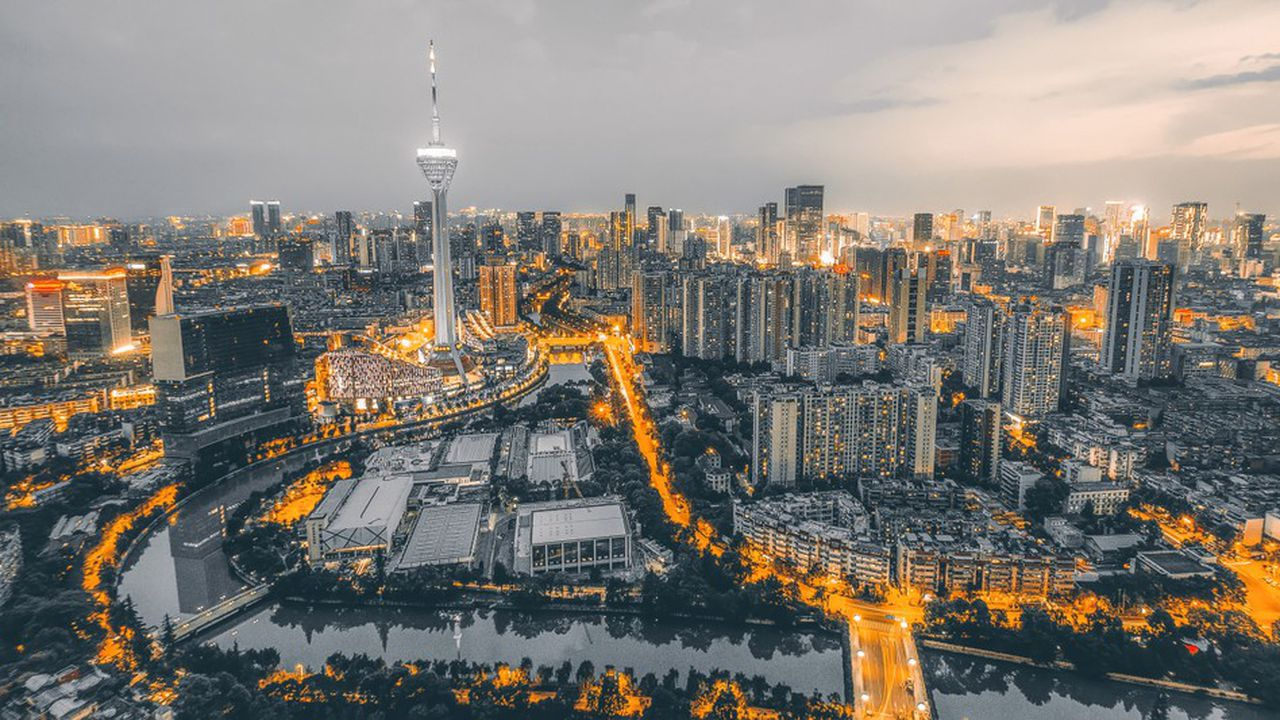 D'après le cabinet Bain & Co, le marché chinois des services de VTC représente 23milliards de dollars
