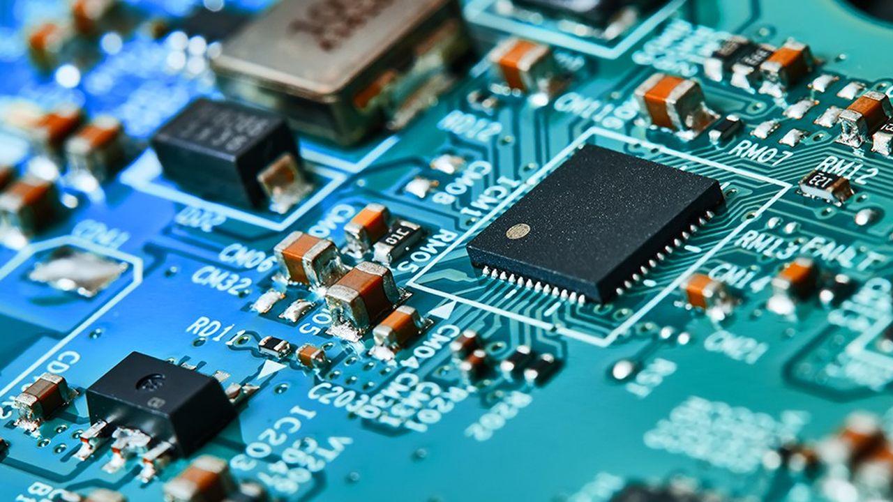 Les firmes suspectées représentent 95% du marché des puces DRAM