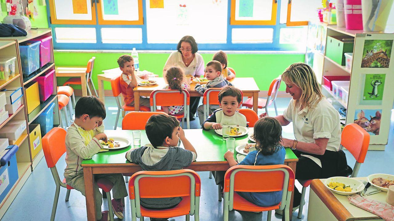En France, seul un enfant sur huit peut être accueilli en crèche.