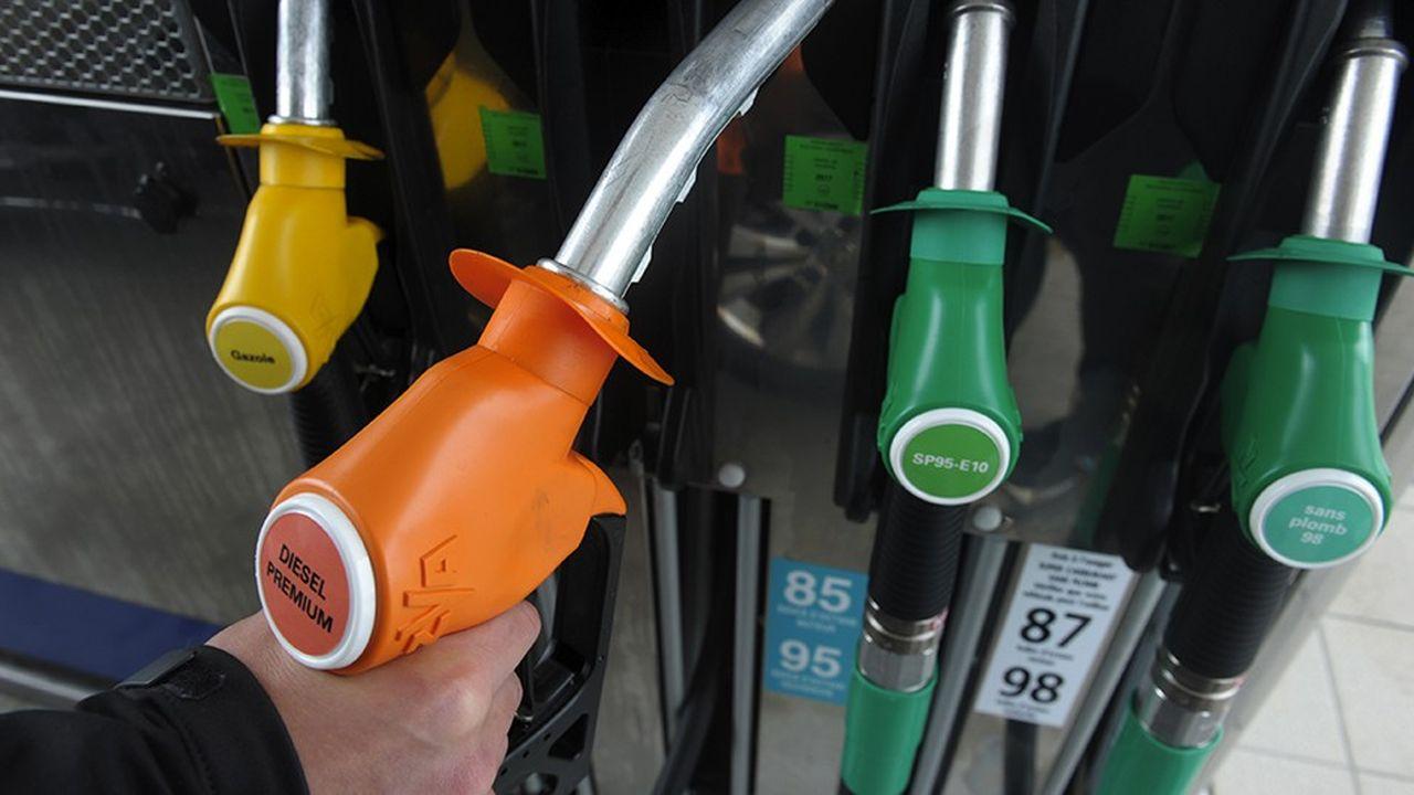 Le prix du gasoil à la pompe a grimpé de 21,7% en septembre au cours des douze derniers mois, selon les dernières indications disponibles auprès de l'Insee.