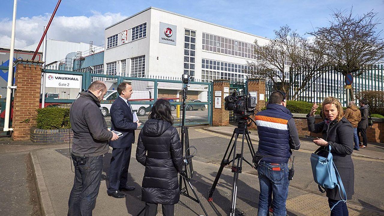 L'usine Opel-Vauxhall de Luton, au Royaume-Uni, va fonctionner en binôme avec le site PSA d'Hordain, près de Valenciennes.