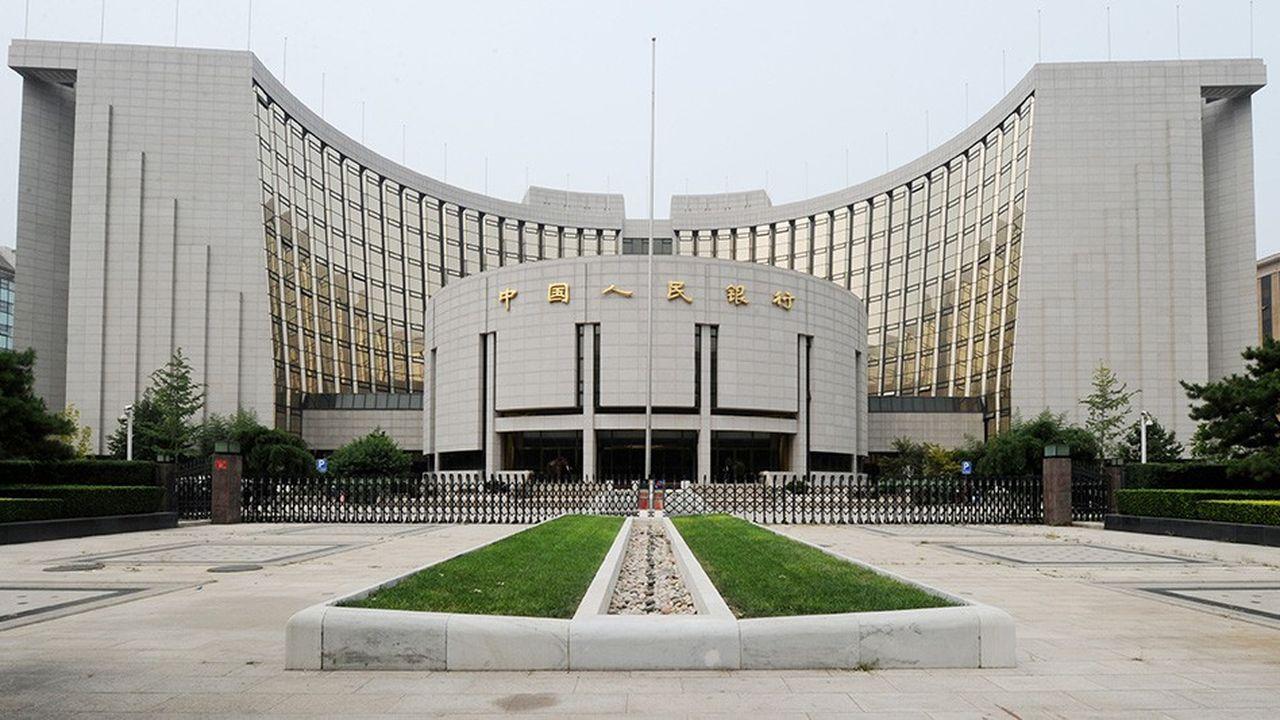 La Banque centrale de Chine veut limiter l'ampleur et la vitesse de la baisse du renminbi contre le dollar