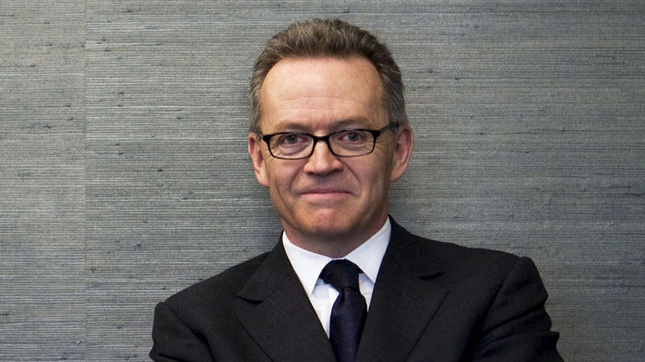 Nigel Higgins prendra ses fonctions en mai, pour un mandat de trois ans renouvelable
