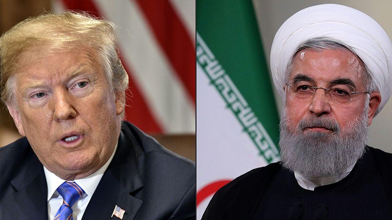 Le président américain, Donald Trump, et son homologue iranien, Hassan Rohani, n'ont jamais discuté en tête à tête un règlement de la crise centrée sur le programme nucléaire iranien et, surtout, l'activisme géopolitique de Téhéran au Proche Orient.