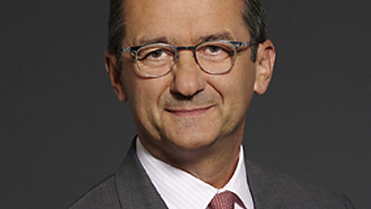 Pascal Gibert, directeur général France de Korn Ferry et nouveau coprésident de la zone EMEA (Europe, Moyen-Orient, Afrique).