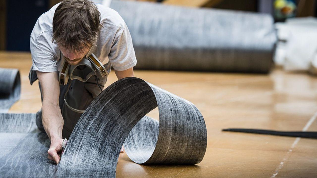 Ces fibres permettent de réaliser des voiles dont la forme est plus technique et pérenne que celles réalisées en tissus à voile « classique » . Elles gardent ainis leur rendement optimum plus longtemps.