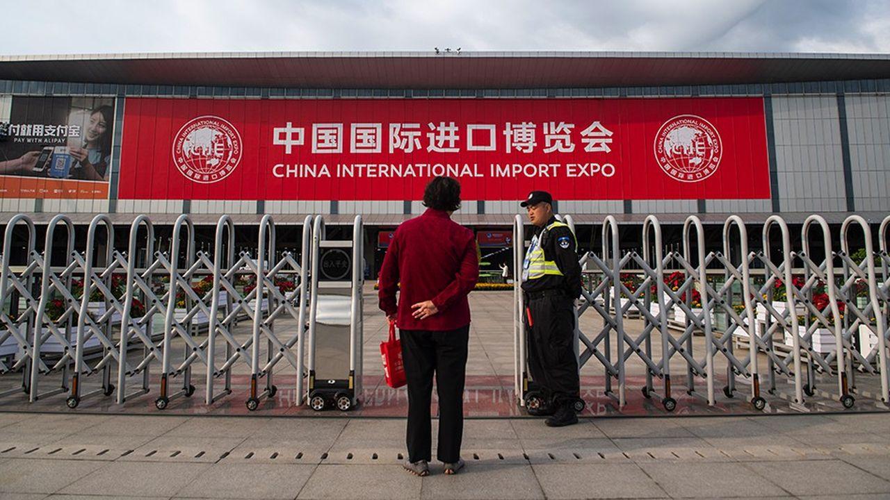 C'est Xi Xinping, le président chinois en personne qui va inaugurer lundi à Shanghai la première foire aux importations.