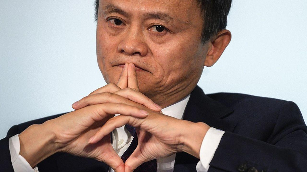 «Le commerce, c'est […] pour faire la paix. Le commerce, c'est […] pour communiquer. Personne ne peut arrêter le libre-échange», a déclaré Jack Ma à Shanghai.