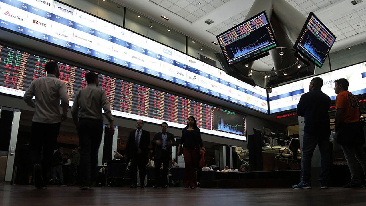 La Bourse de São Paulo