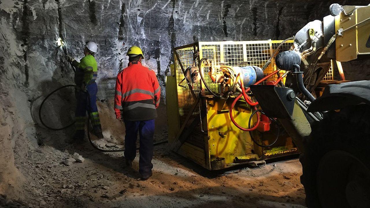 Partnair conçoit et assemble des ventilateurs et les cabines de survie et assure le pilotage d'installations souterraines.