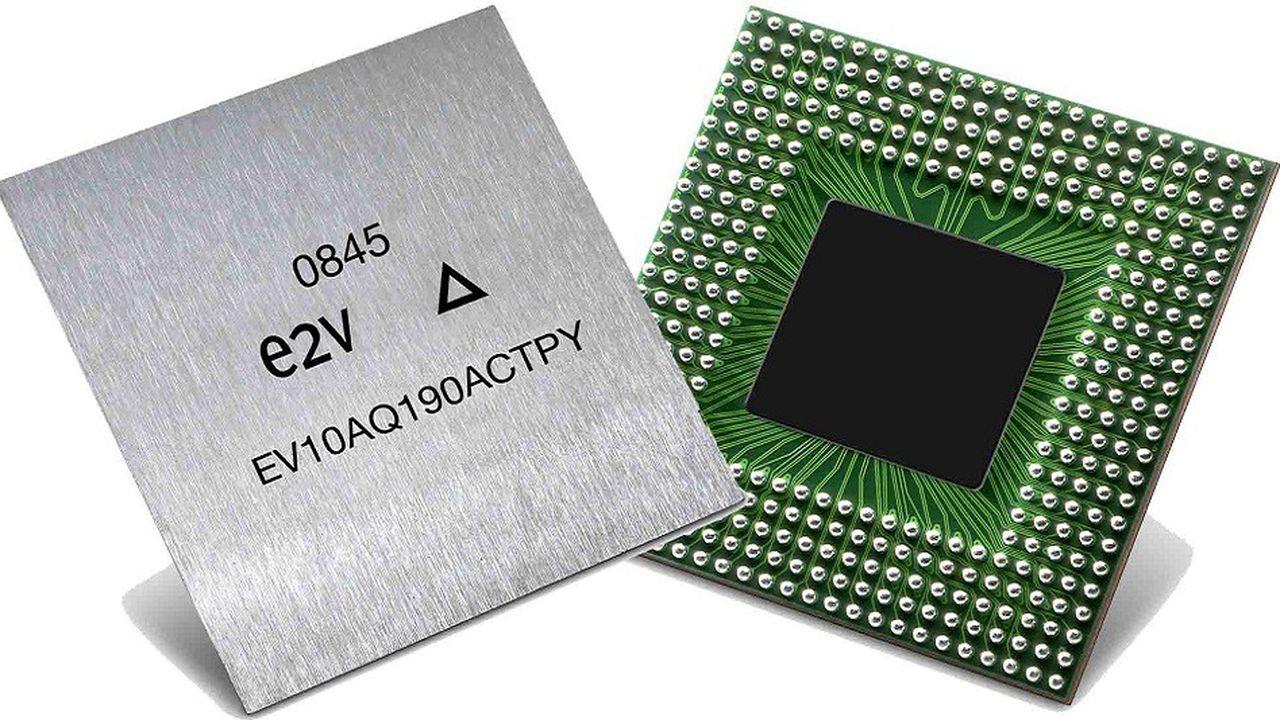 Le fabricant de microprocesseurs Teledyne E2V est basé à Saint-Egrève (Isère) près de Grenoble.