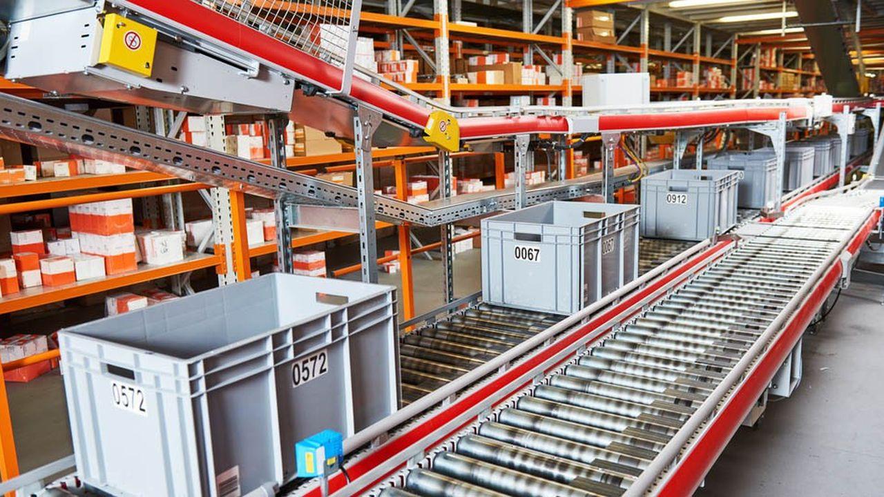 Les espaces videsdans les emballages de transport coûteraient chaque année quelque 46milliards de dollars dans le monde.