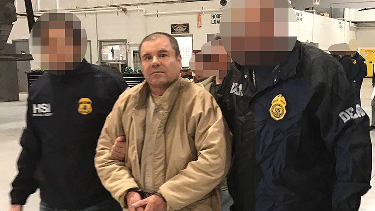 Le narco-trafiquant mexicain Joaquin «El Chapo» Guzman est accusé d'avoir dirigé pendant 25 ans le réseau le plus puissant au monde