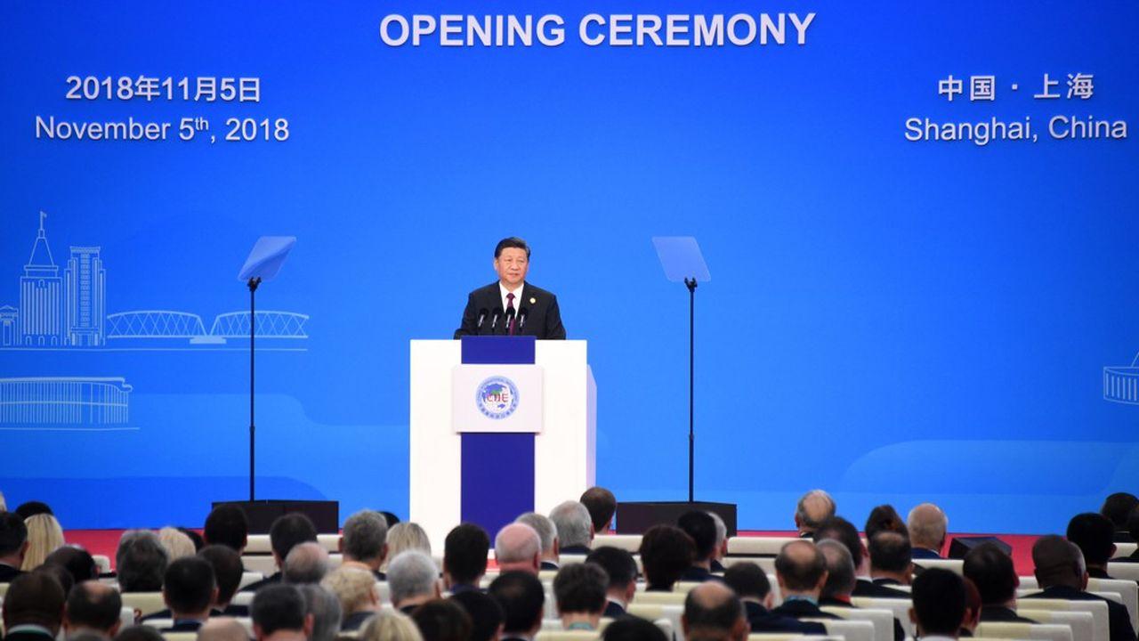 En pleine guerre commerciale avec les Etats-Unis, le président chinois a dénoncé le «protectionnisme» et l'«isolationnisme» américains