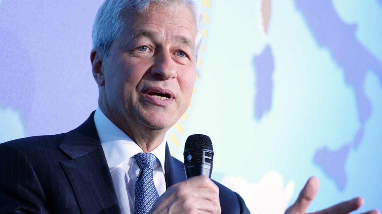 Le PDG de JPMorgan, Jamie Dimon, sera ce lundi matin à la Maison des Compagnons du devoir de Pantin pour lancer ce premier programme de la nouvelle fondation