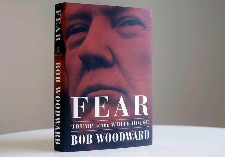 Bob Woodward, le journaliste célèbre pour avoir révélé le scandale du Watergate, publié un livre décapant sur les coulisses de la Maison Blanche.