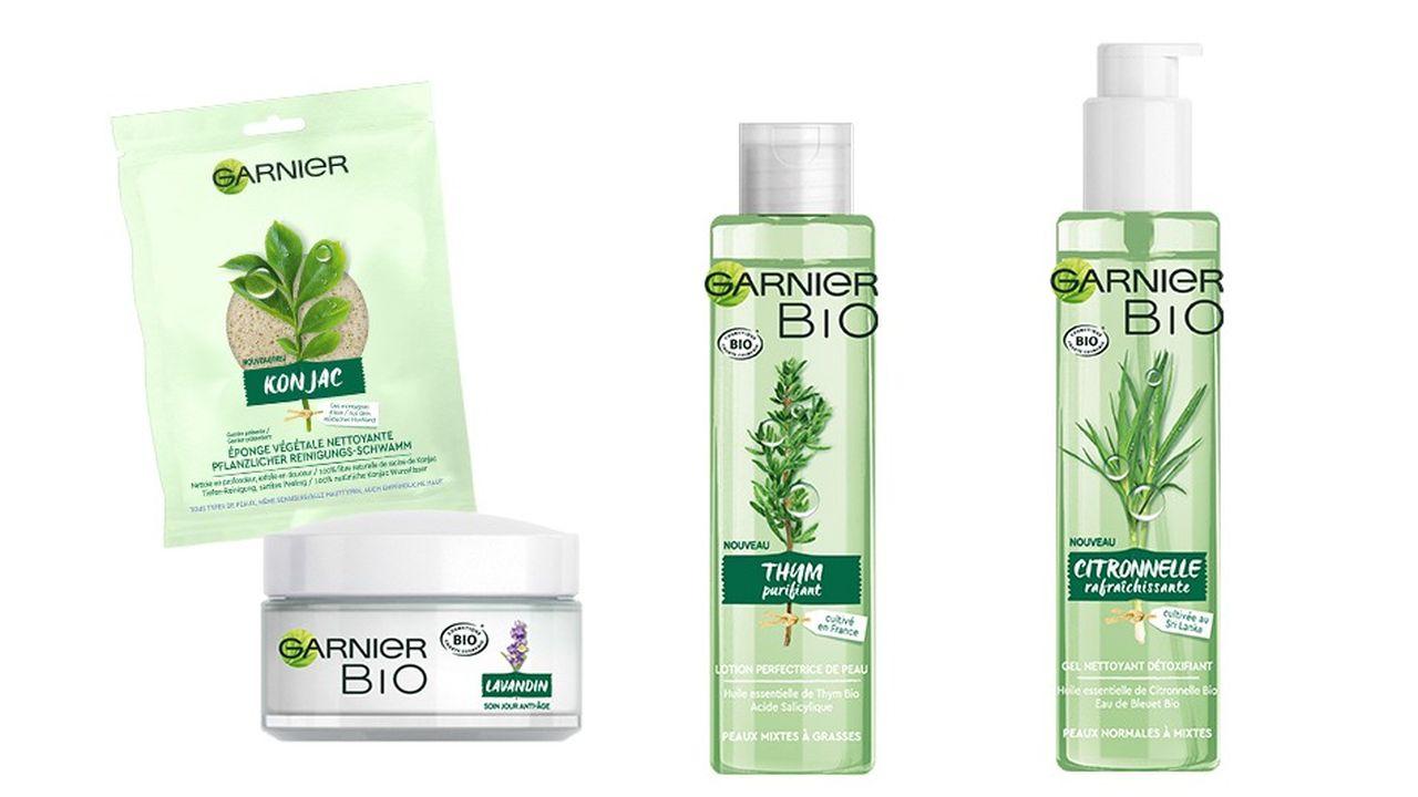 Garnier veut devenir la première marque mondiale d'hygiène beauté naturelle et bio du mass market.