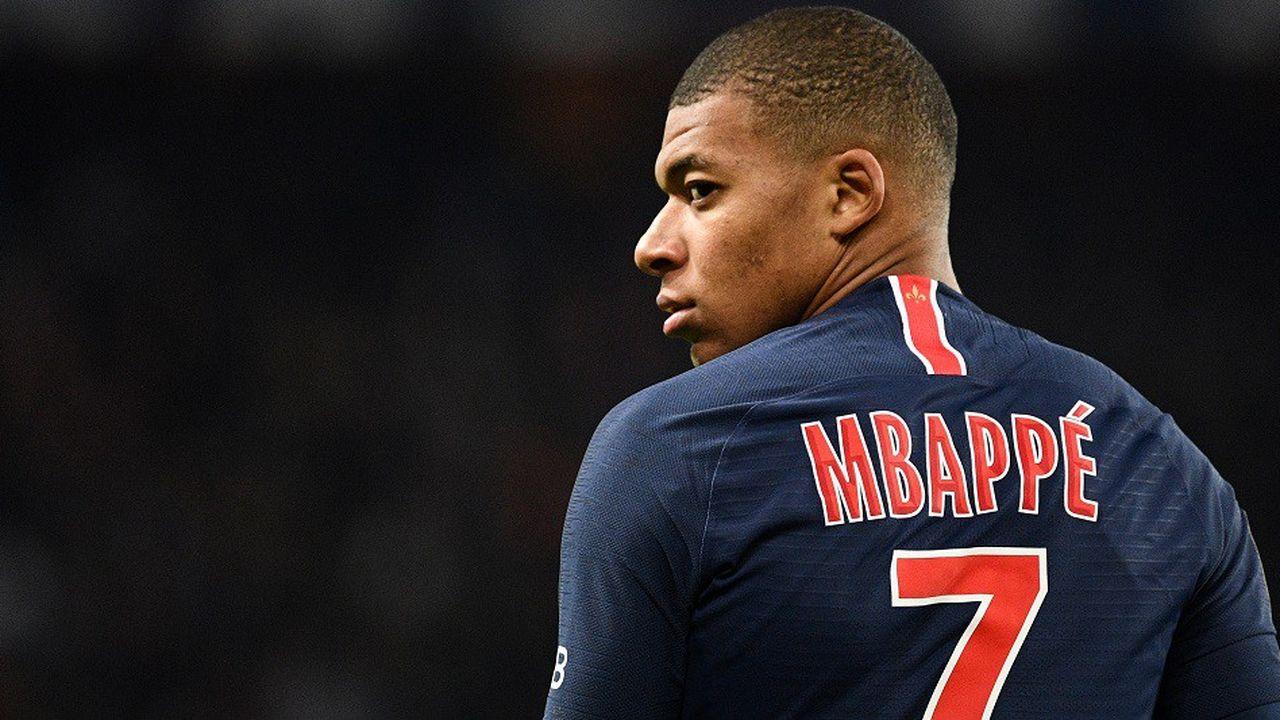 en soldes ba617 38ddb Football : Kylian Mbappé devient le joueur le plus cher du ...