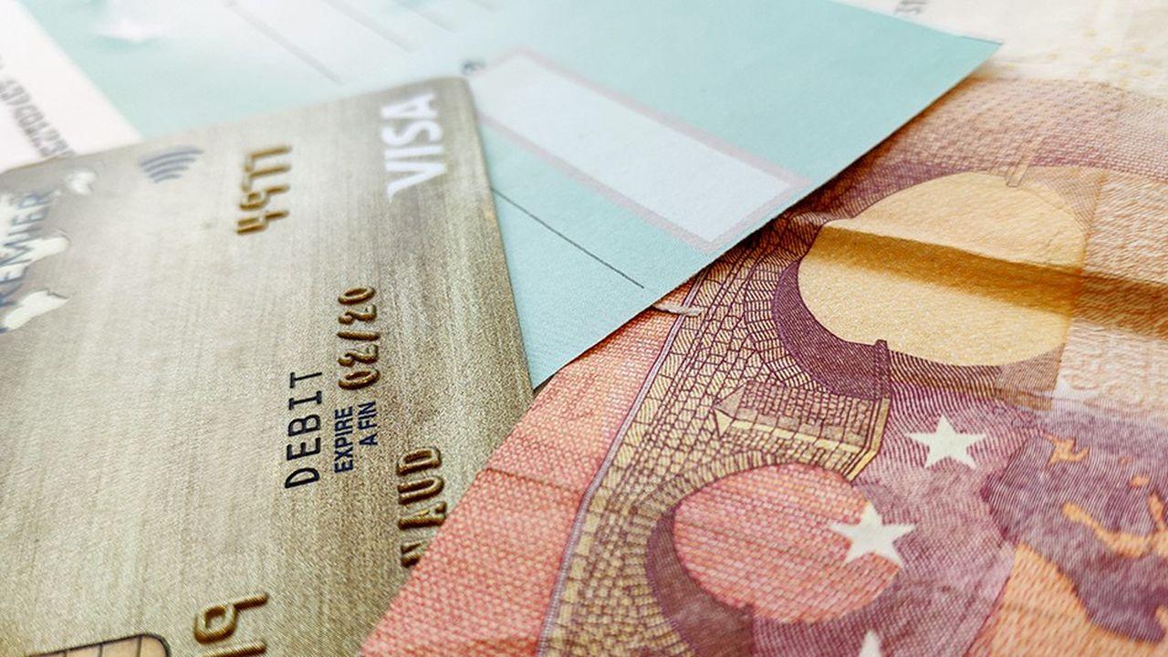 Carte Bancaire Dematerialisee.La Dematerialisation Ou Les Nouveaux Moyens De Paiement Les Echos
