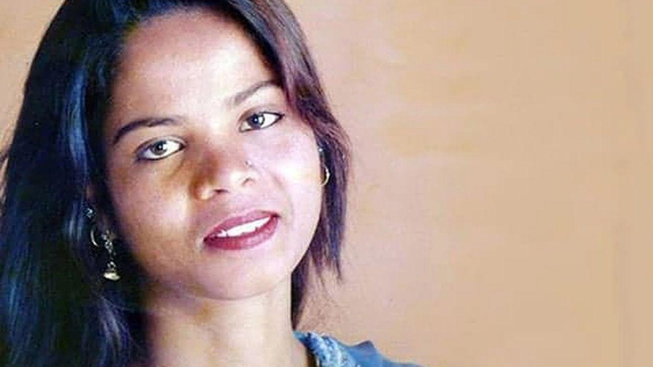 Asia Bibi a été acquittée la semaine dernière par la Cour suprême du Pakistan.
