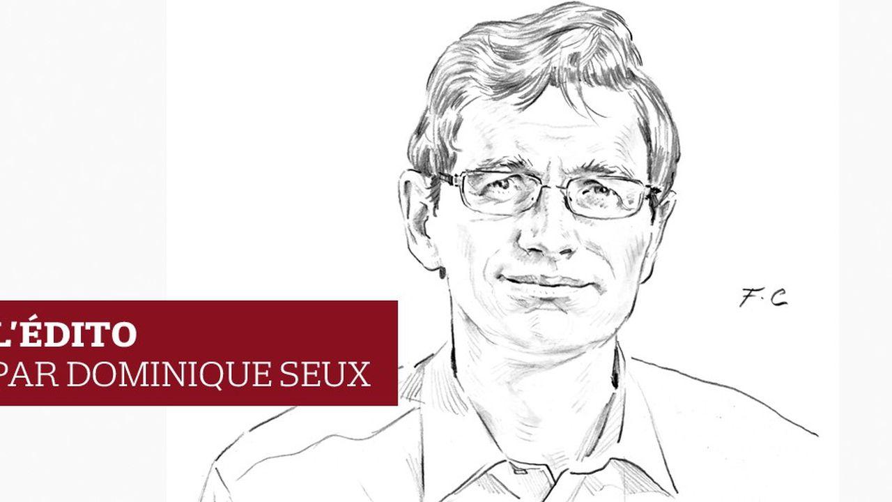 Fabien Clairefond pour « Les Echos »