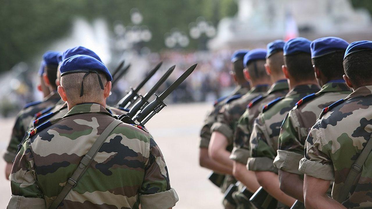 Les crédits mis en réserve pour le financement classique de l'armée sont affectés aux opérations extérieures.