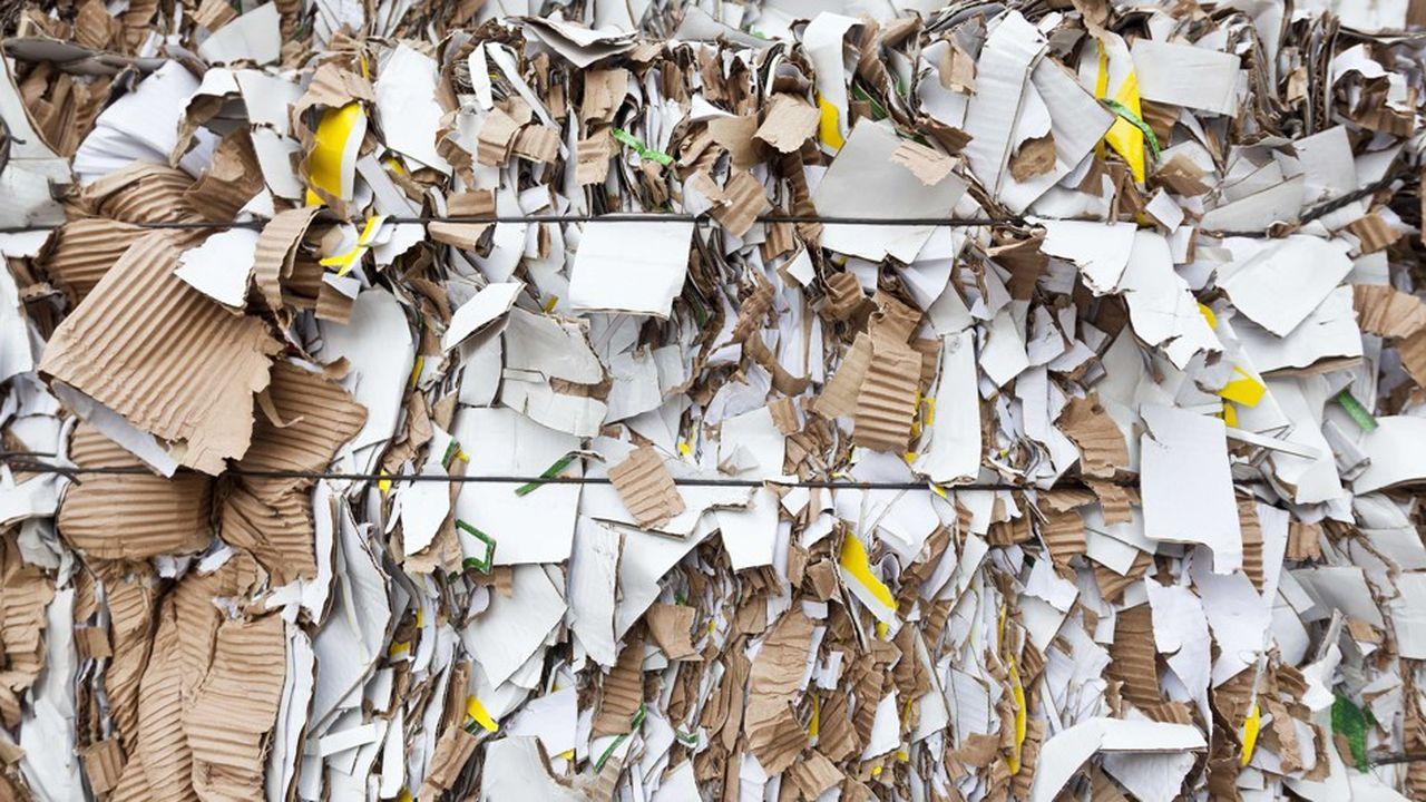 Le secteur de la gestion de l'eau et des déchets a rebondi au troisième trimestre 2018. Seul bémol: la Chine ayant fermé depuis un an ses frontières aux déchets de papier mal triés, cette matière a vu son cours mondial baisser, amputant les recettes de revente des matières recyclées.
