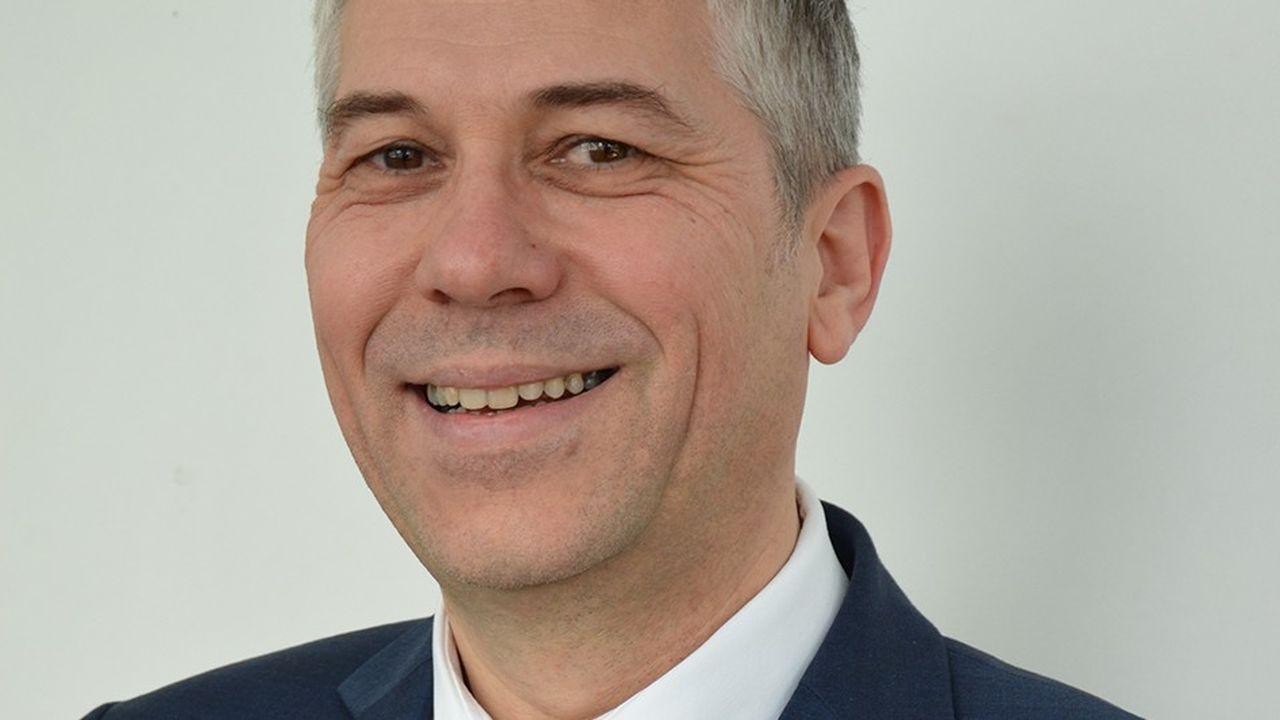 Alain Bao, le président de l'association régionale des directeurs de CFA de l'Ile-de-France.