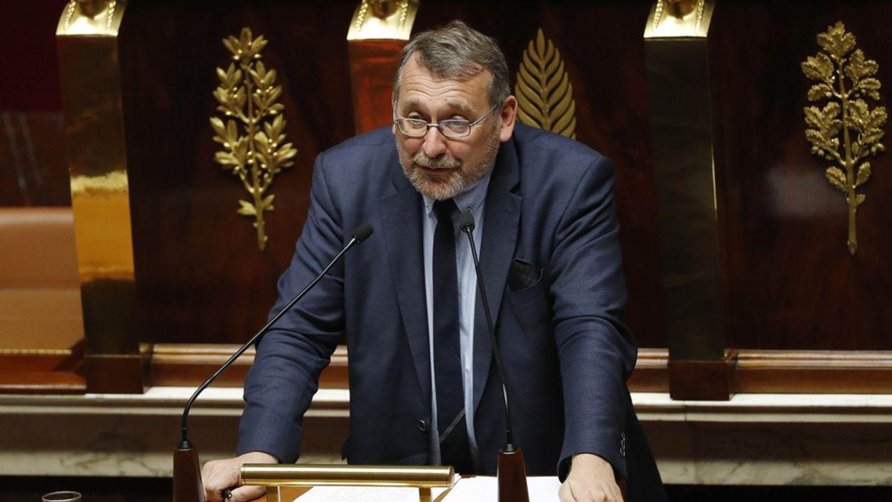 Joël Giraud, le rapporteur du Budget à l'Assemblée.