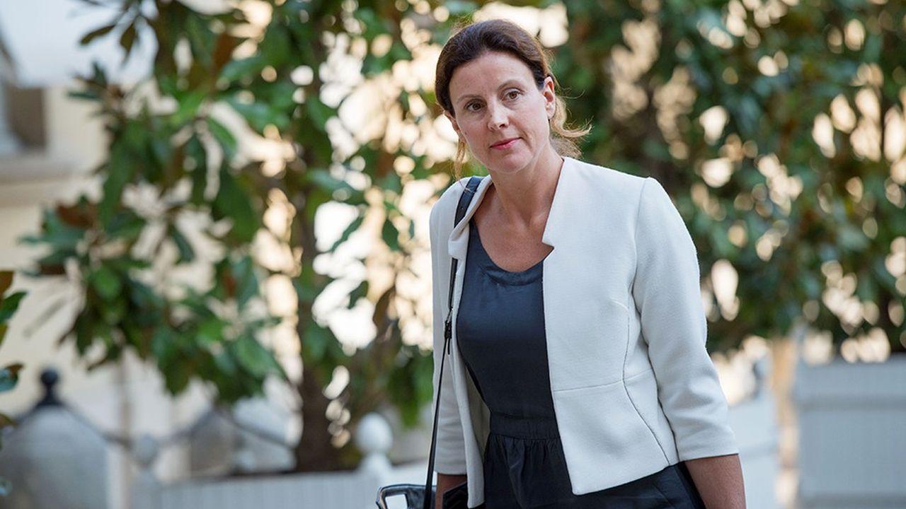Charlotte Lecocq a rendu son rapport sur la santé au travail au Premier ministre Edouard Philippe à la fin de l'été.