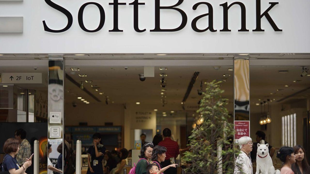Softbank espérerait récolter 3.000milliards de yens lors de l'introduction en Bourse de sa filiale de téléphonie mobile