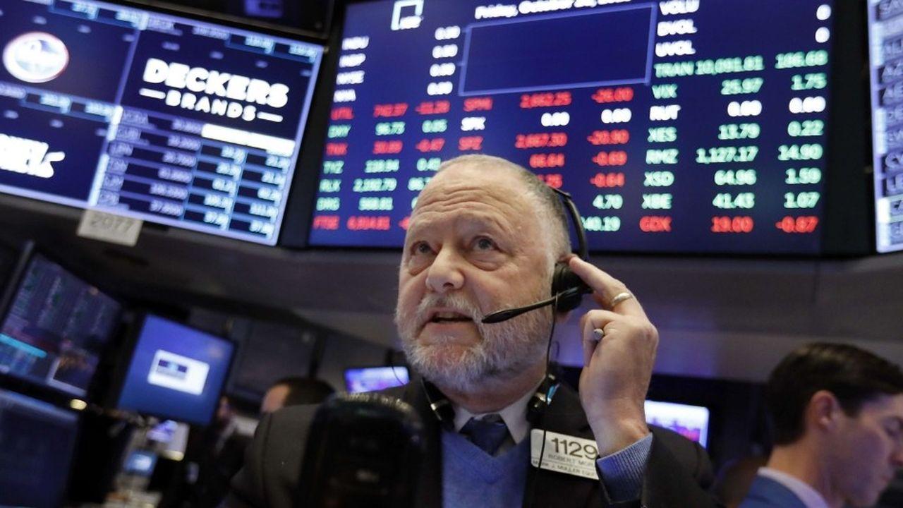 A Wall Street, les contrats à terme sur les actions et les actions asiatiques s'affichaient en hausse mercredi.