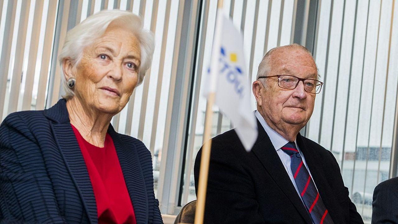 La justice belge a ordonné fin octobre à l'ex-roi Albert II, 84 ans et père du monarque actuel Philippe, de se soumettre d'ici février à un test génétique.