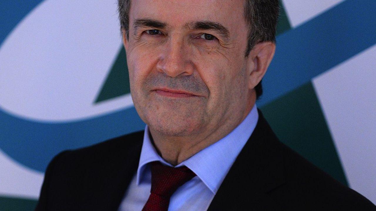 Emmené par Philippe Brassac, Crédit Agricole SA a dégagé un résultat net part du groupe de 1,1milliard d'euros au troisième trimestre