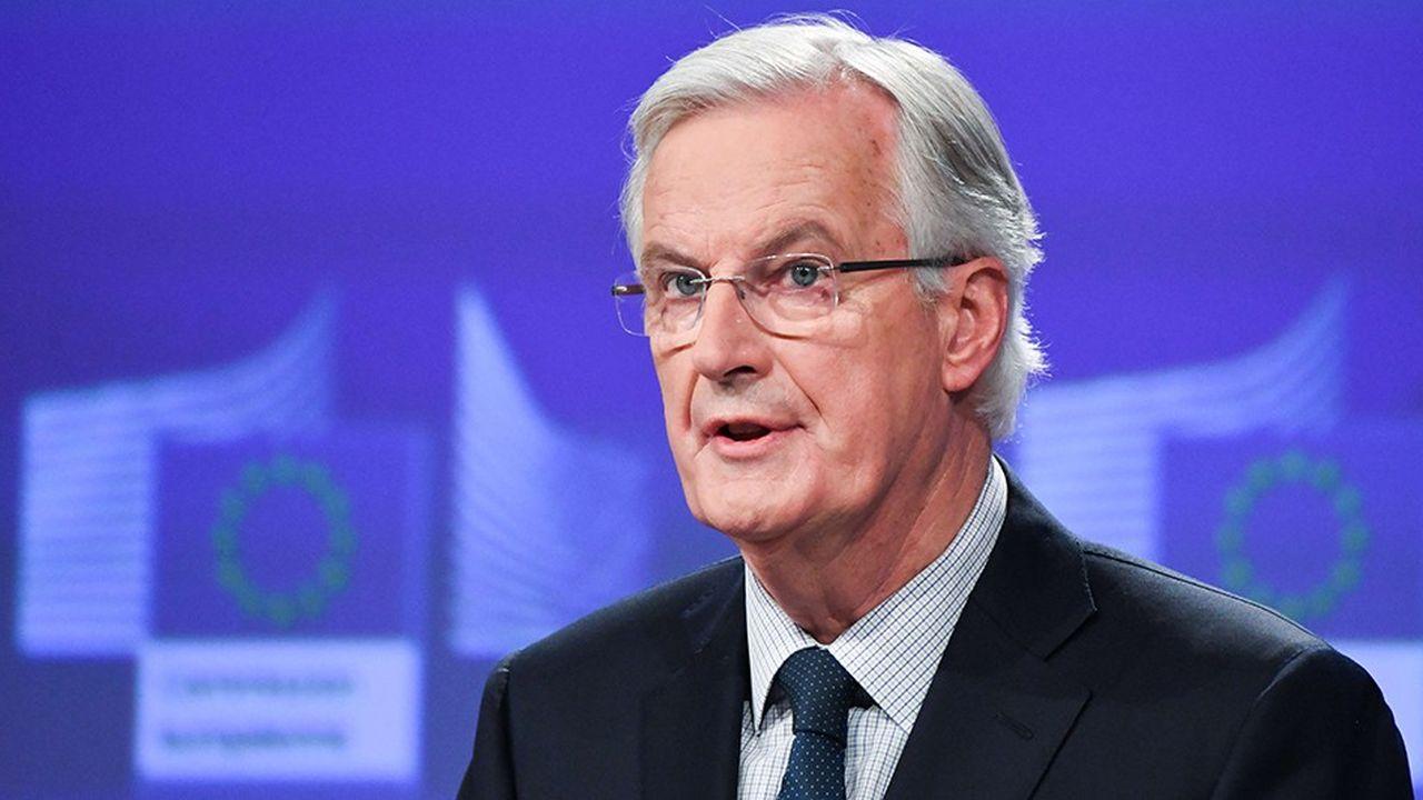 Michel Barnier, négociateur du Brexit pour l'Union européenne.