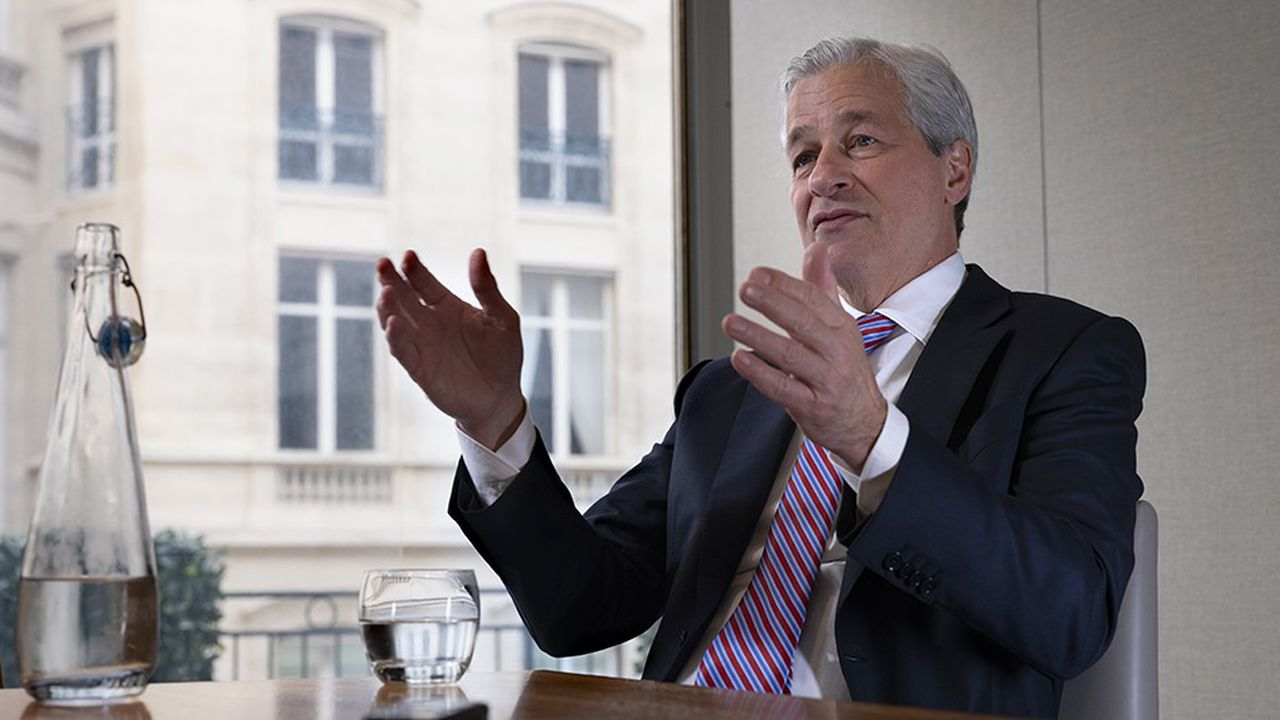 Pour Jamie Dimon, PDG de la banque JP Morgan, «Paris sera l'un des grands bénéficiaires du Brexit».
