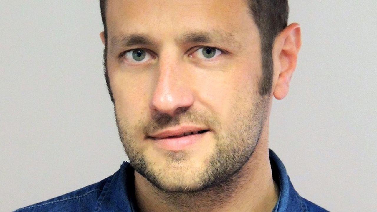 Arnaud Legrand, le PDG de la coentreprise Atl-En-Tic, qui préside aussi Energiency.
