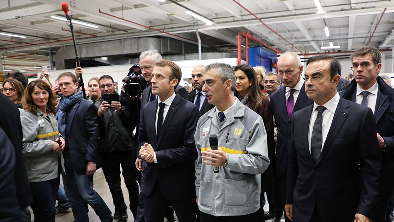 Renault produit déjà, depuis 2012, Citan de Mercedes sur le modèle du Kangoo à Maubeuge, où 300 personnes ont été recrutées en CDI depuis 2015.