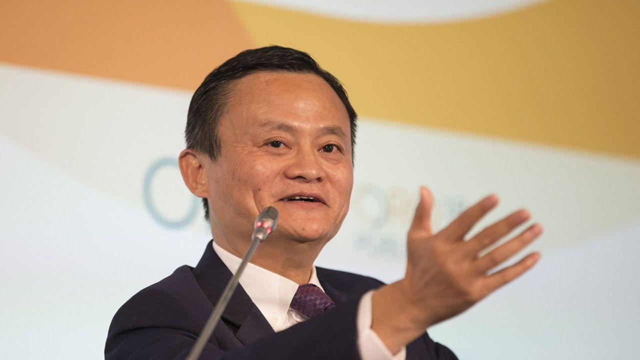 Pour Jack Ma, Alibaba, créé il y a 19 ans, est sur les rails «pour connaître une croissance durable au cours des 102 ans à venir»