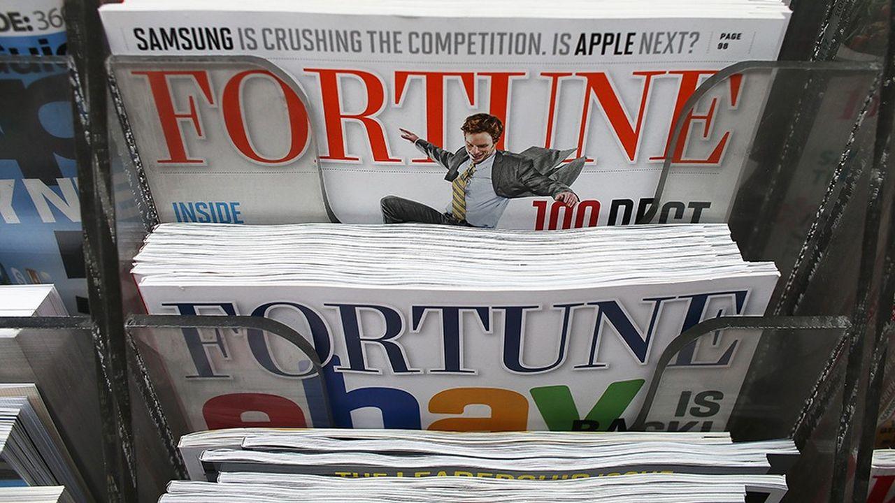 Le magazine Fortune va changer de propriétaire pour la seconde fois en moins d'un an.